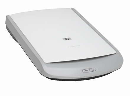 HP G2410 flatbed